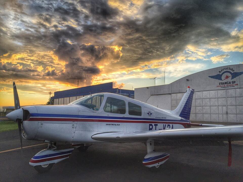 Sobre Aeroclube de Franca