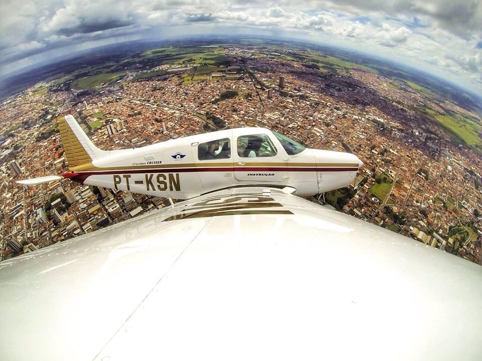 PT-KSN Aeroclube de Franca