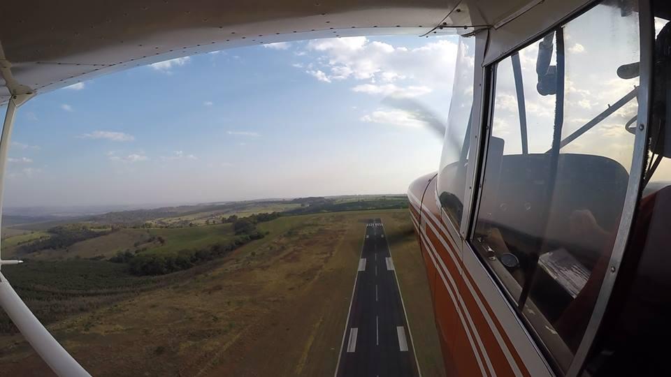 Aero Boero do Aeroclube de Franca