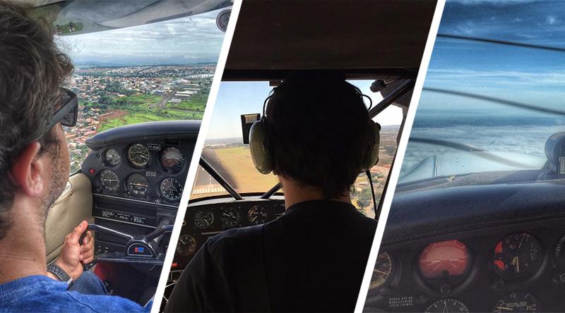 Como se tornar Piloto